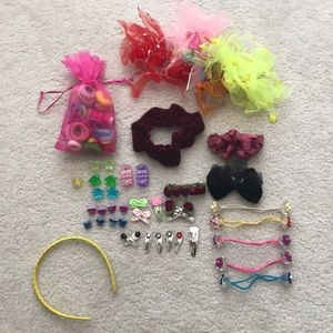 Other - Assorted Girls Hair Accessories
